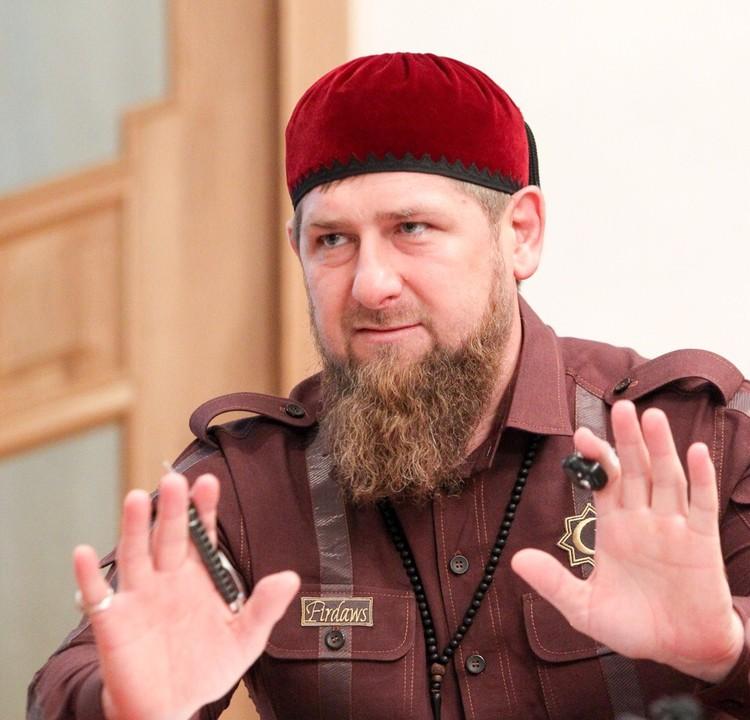 Рамзан Кадыров возмущён санкционной политикой США и Великобритании