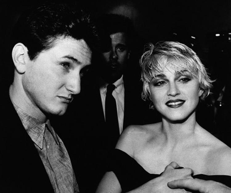 За актера Шона Пенна она вышла в 1985 году