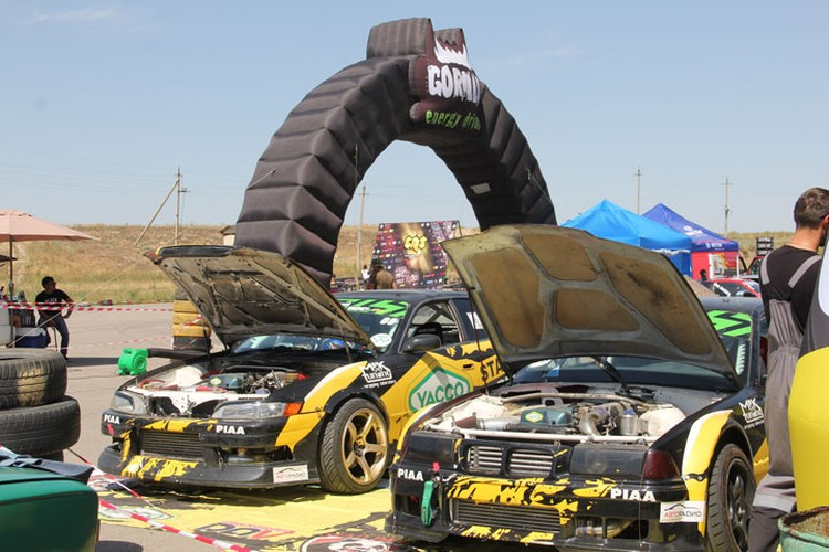 Эти машины заняли первое и третье места в категории моноприводных автомобилей.
