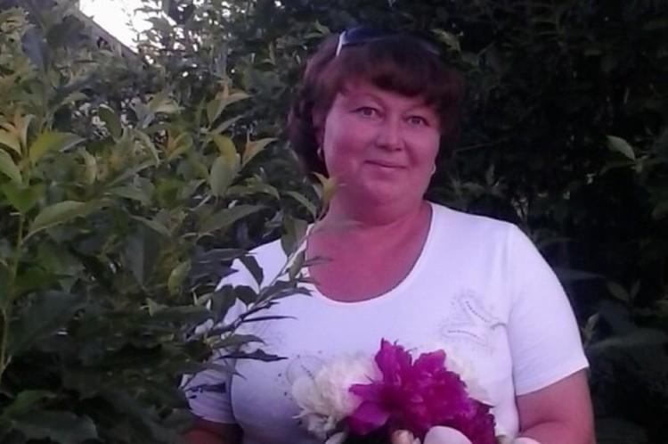 Волонтер Светлана Авдонина мама четырех детей. Фото: семейный архив.