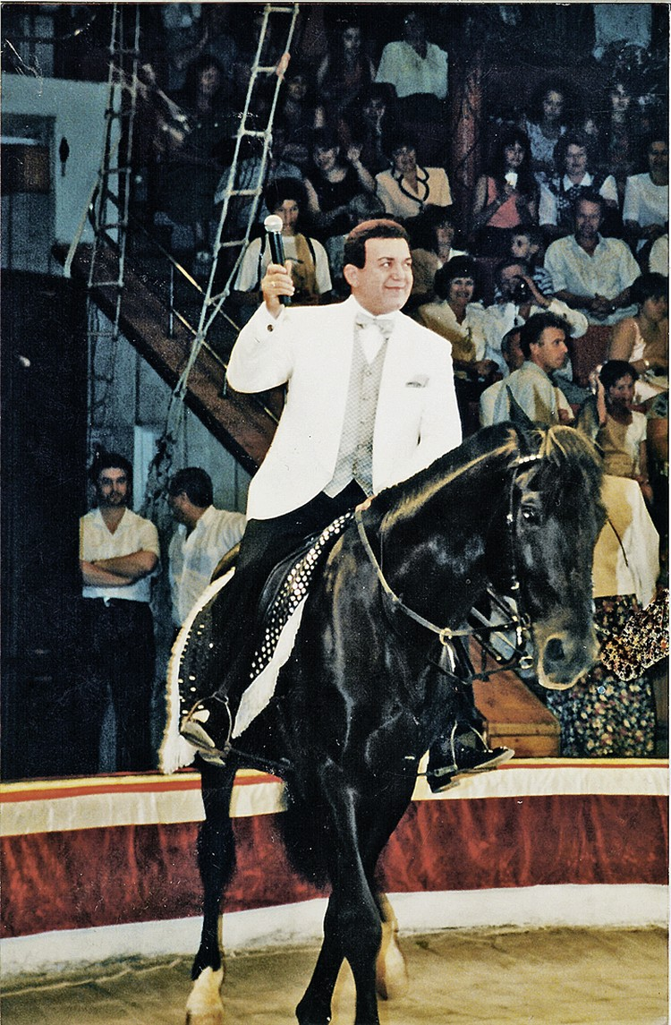 Даже страшная болезнь почти 15 лет не могла вышибить из седла народного артиста СССР.