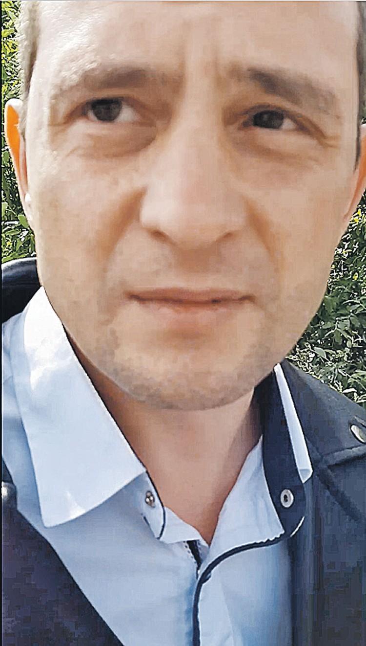 Ранее судимый за убийство волонтер «Стопкиднеппинга» Андрей Сиднев, координировавший похищение Родиона. Фото: Личный архив Голубковых