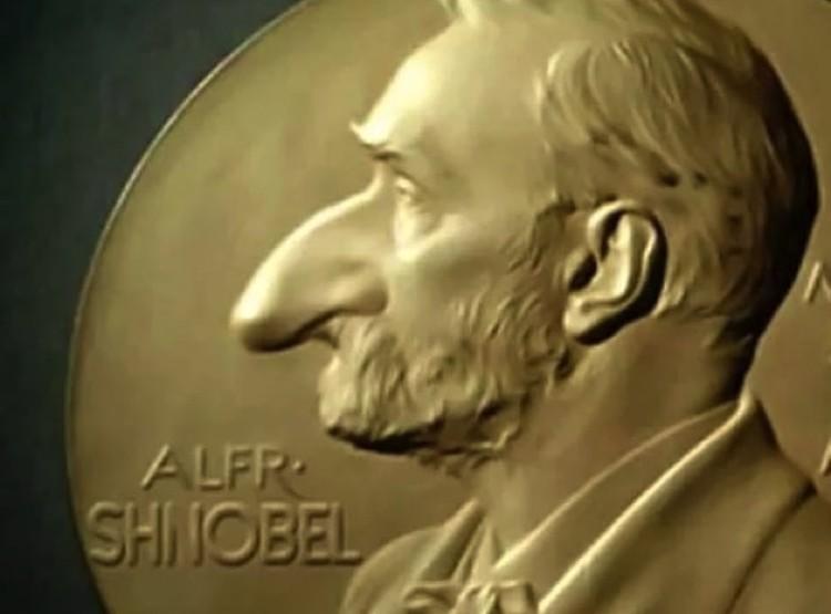Российские нумизматы придумали медаль лауреатам Шнобелевской премии.