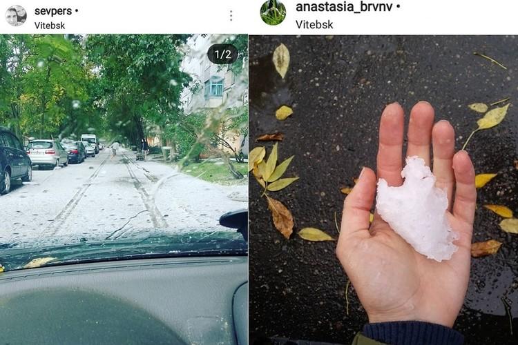 Снег радует пешеходов, а вот для водителей – это серьезное испытание. Фото: соцсети.