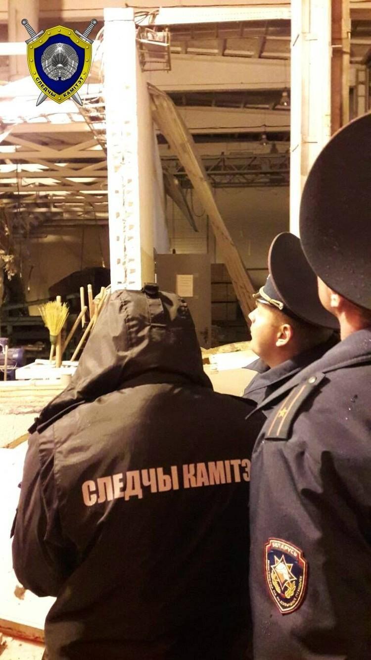 Следователи изучат документацию по технике безопасности. Фото: Следственный комитет.