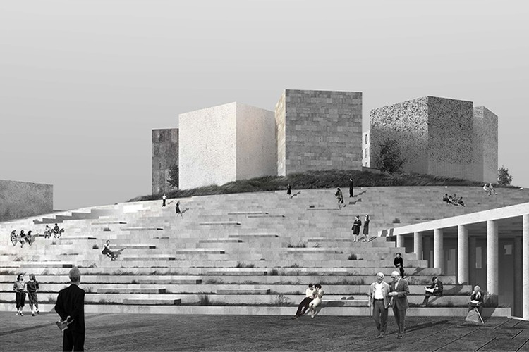 Музей должен открыться ориентировочно в 2020 году Фото: Студия 44.