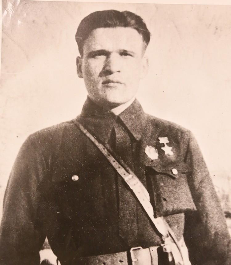 Михаил Харченко.