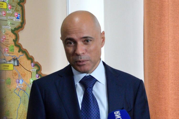нового врио представили в администрации 4 октября