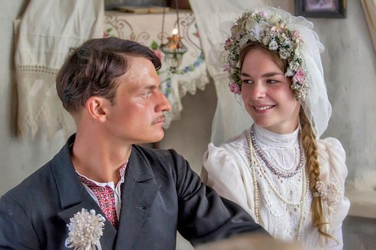 """Евгения Ткачука часто можно увидеть на экране. Кадр из картины """"Тихий Дон"""""""