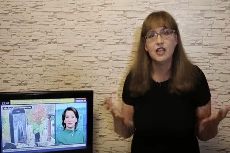 Татьяна Гартман призналась, что в жизни с подобными грубиянами не сталкивается