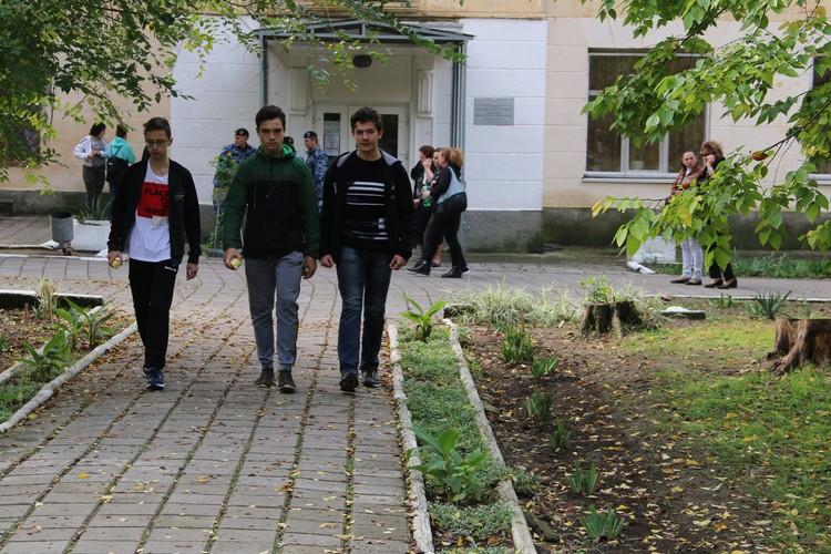 Студенты политеха пока будут заниматься в других корпусах