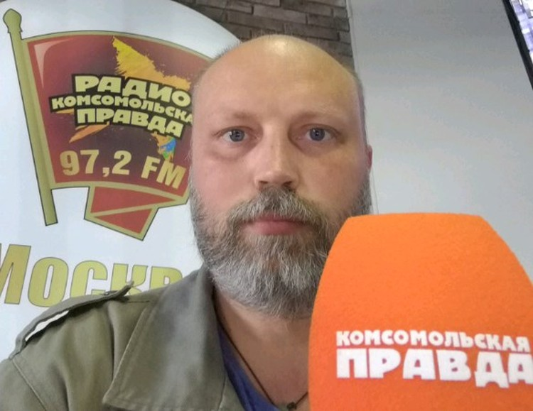 Политолог Владимир Рогов.