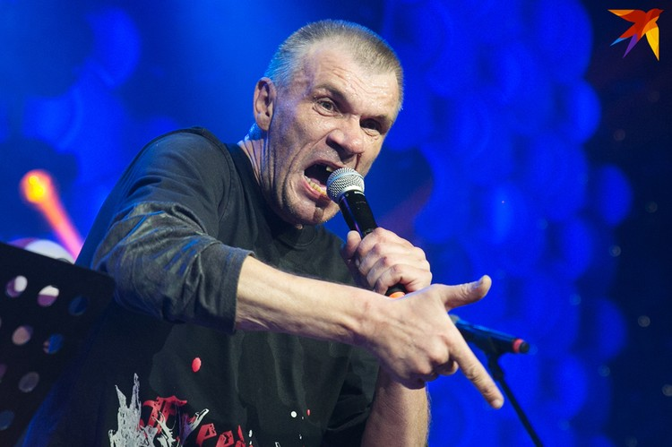 Юрий Наумов последние пару лет не выступал с группой