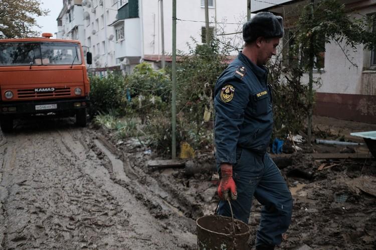 Власти уверяют, что они сделали все возможное, чтобы не допустить человеческих жертв. ФОТО УМЧС Краснодарского края