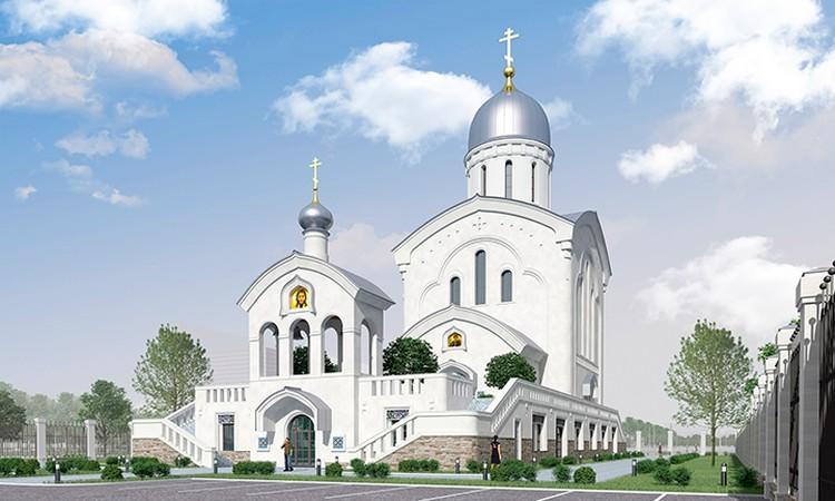 В будущем храме, если его все же построят, собираются открыть центр помощи всем, кто переживает потерю.
