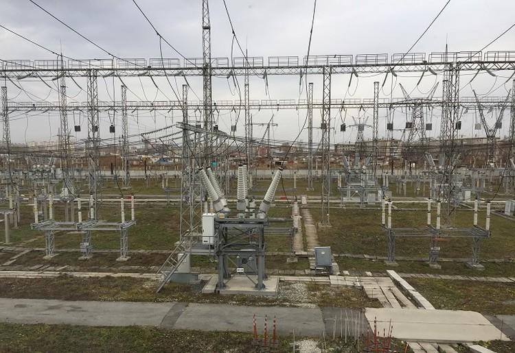 Фото: пресс-служба МЭС Урала