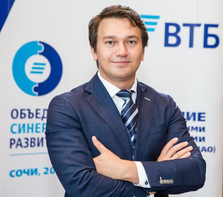Гариф Ромашкин. Фото: пресс-служба банка