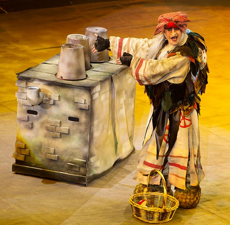 Увидеть сказочное представление смогут все желающие - билеты на шоу начинаются от 500 рублей. Фото: Елена Бледных, официальный фотограф Euroshow Promoter