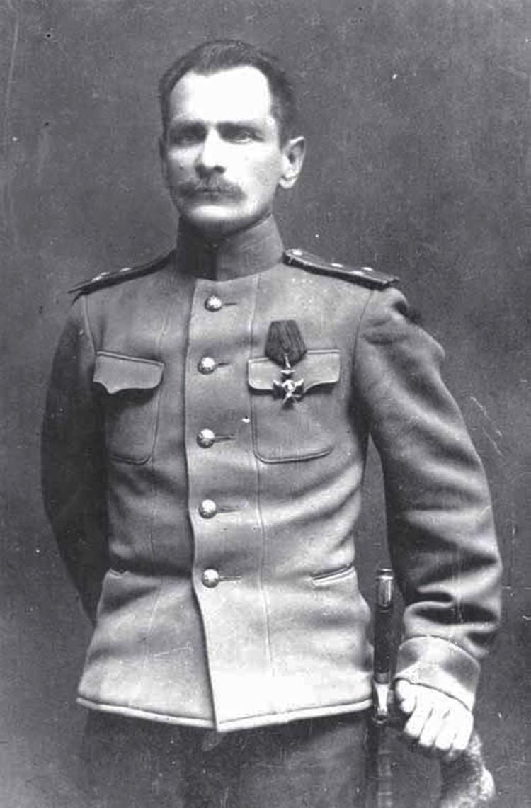 Владимир Арсеньев. В 2022 году край отметит 150 лет со дня его рождения. Фото: архив
