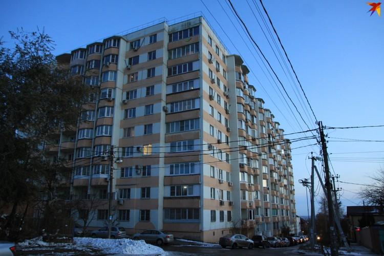 Трагедия произошла в доме на улице Портовой.