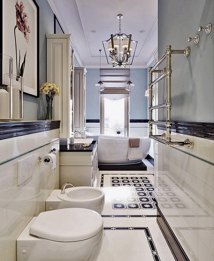 Хозяйский санузел. К слову, их в квартире три - есть еще отдельный для гостей и детский. ФОТО: estee-design.ru
