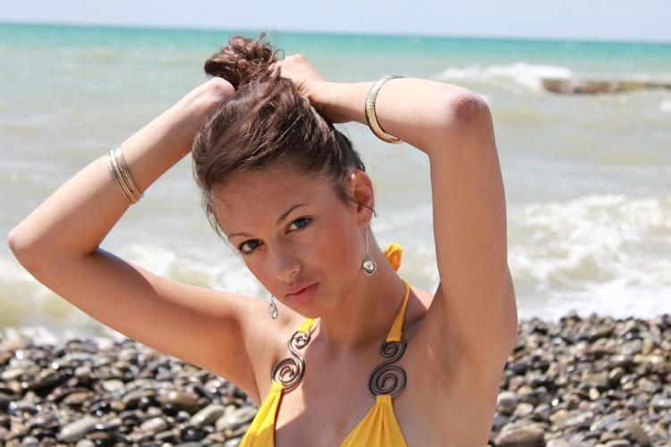 Оксана Воеводина - из многодетной семьи, родом из Ростовской области.