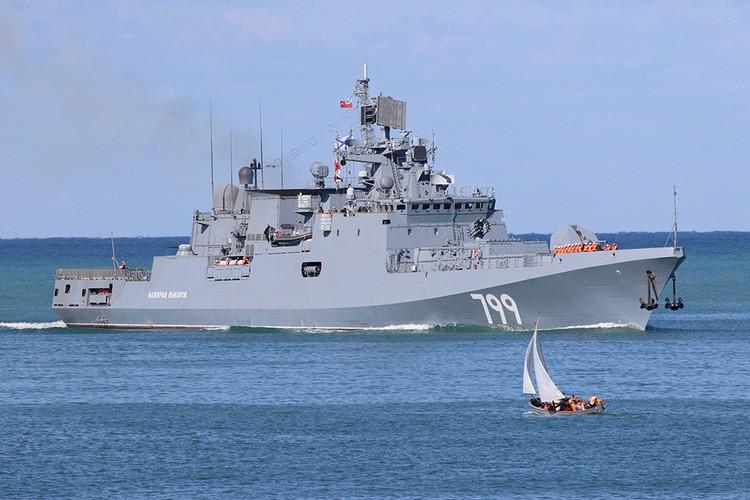 Проводимые Береговой охраной Погранслужбы ФСБ России осмотры торговых и рыболовецких судов в Азовском море правомерны