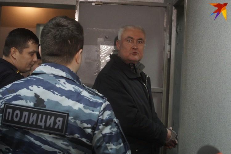 Миронова обвиняют в получении 650 тысяч рублей