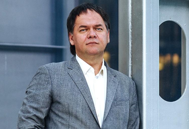 Психолог Александр Копытько.