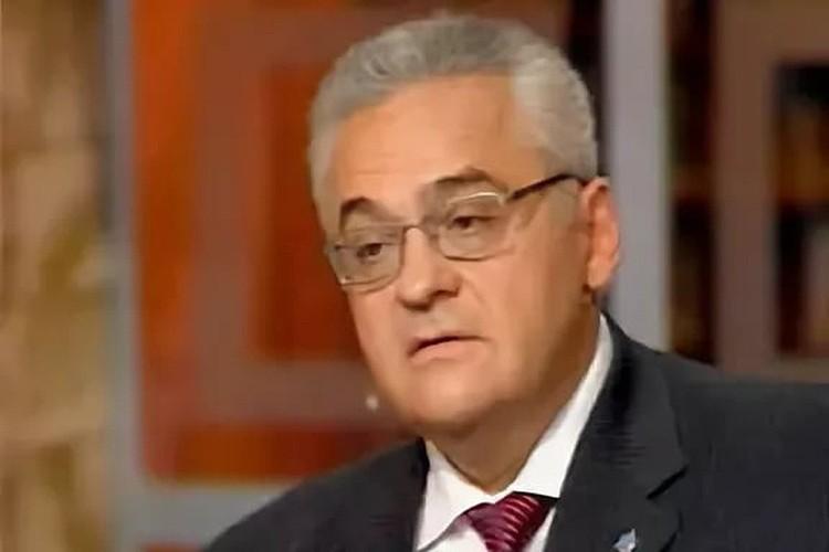 член Изборского клуба и Совета по внешней и оборонной политике Владимир Овчинский