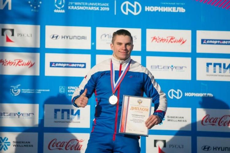 Лучшим стал спортсмен Кирилл Сысоев Фото: Крайспорт