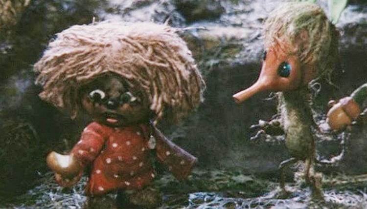 Герои вроде Домовенка Кузи - далеки от своих мифологических прототипов. Фото: кадр из мультфильма