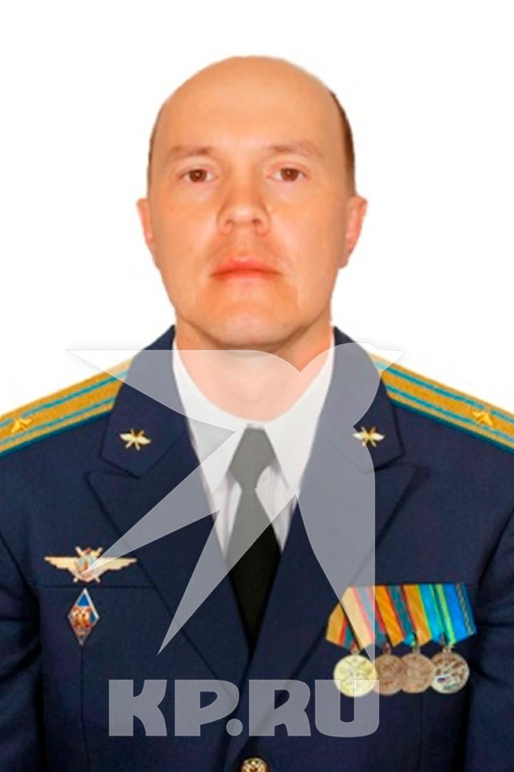 Фото из досье. Алексей Пайдыганов