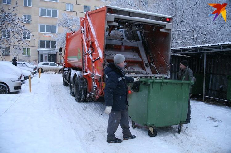 """Первая настоящая квитанция с оплатой вывоза мусора придет жителям Удмуртии в феврале Фото: архив """"КП"""""""