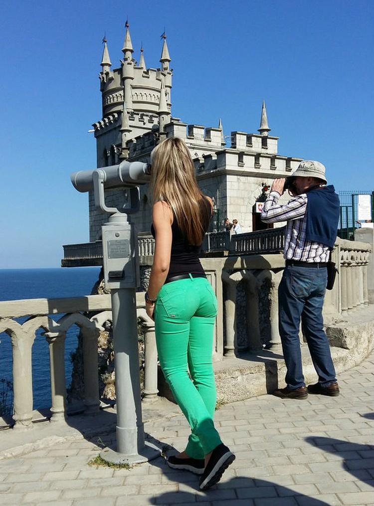 Отпускники проводят в Крыму чаще всего по 12 дней.