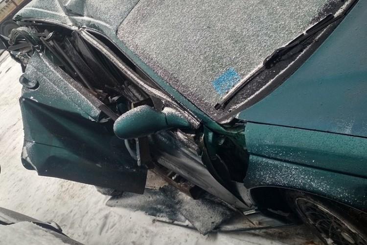 Машина была без страховки и техосмотра, а автоледи никогда не имела водительского удостоверения. Фото: ГАИ Минской области.