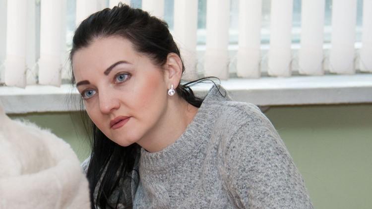 Юлия Балухта до болезни. Фото: предоставлено коллегами, для «КП»-Владивосток»