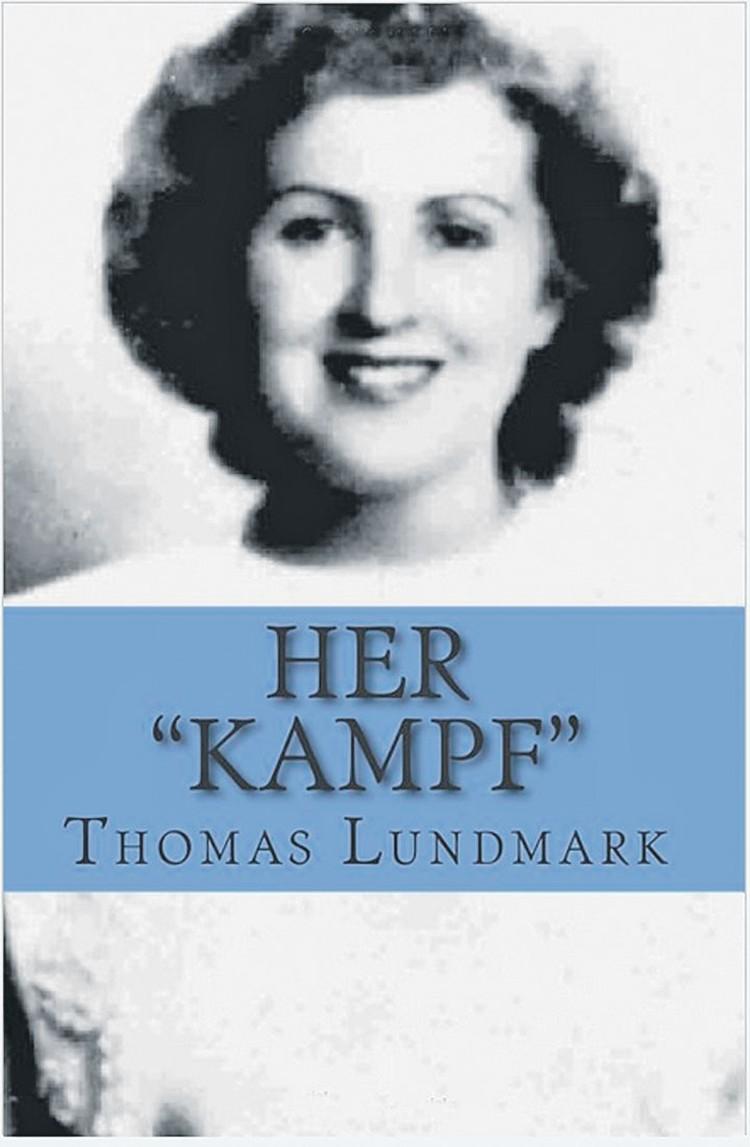 Книга историка Томаса Лундмарка «Ее «борьба».