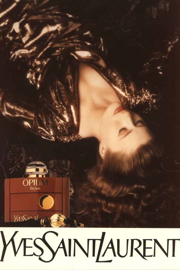 """В 1988 году Настасья стала """"лицом"""" прафюма """"Опиум"""". Фото: соцсети."""