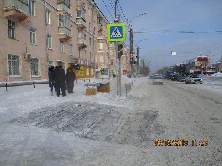 Фото:vk.com/izh_blagoustroystvo