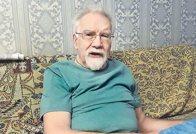 Борис Сычев.