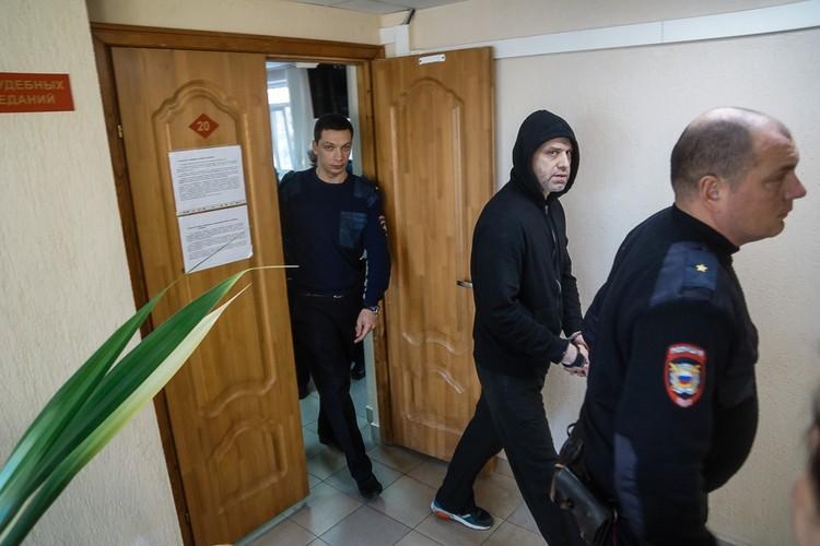 Александр Красков - по мнению следствия - инициатор нападений на бизнесмена Бузина