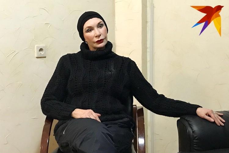Татьяна Васильева в Воронеже.