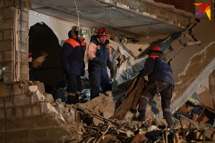 Шесть квартир пострадали очень сильно, там ничего не осталось