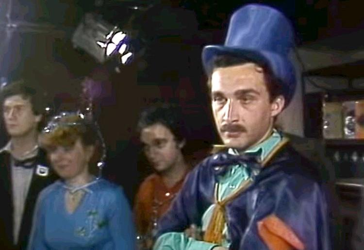 """Александр Друзь впервые появился на съемках передачи """"Что? Где? Когда?"""" в 1981 году."""