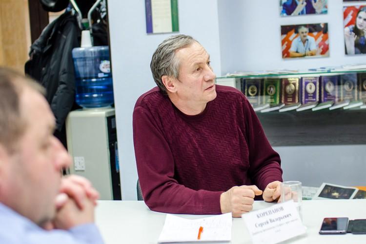Сергей Валерьевич Корепанов, врач-онколог, кандидат медицинских наук, директор фитоцентра «Алфит».