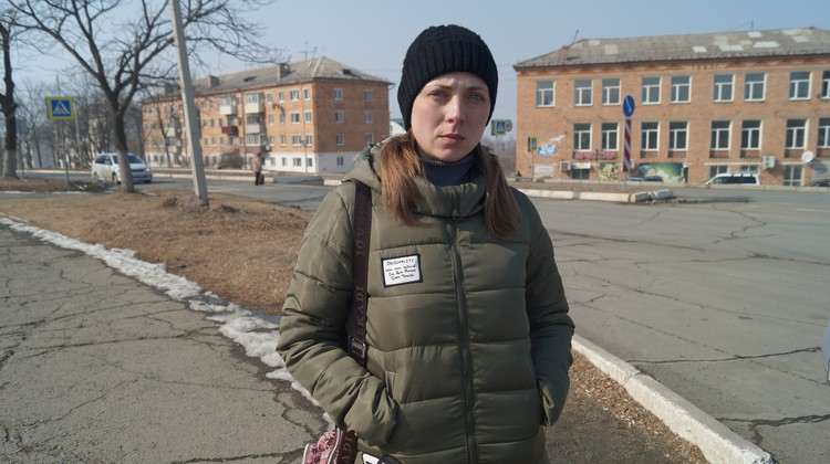Жена Сергея Козлова, который теперь проходит фигурантом по уголовному делу, Ольга Козлова.