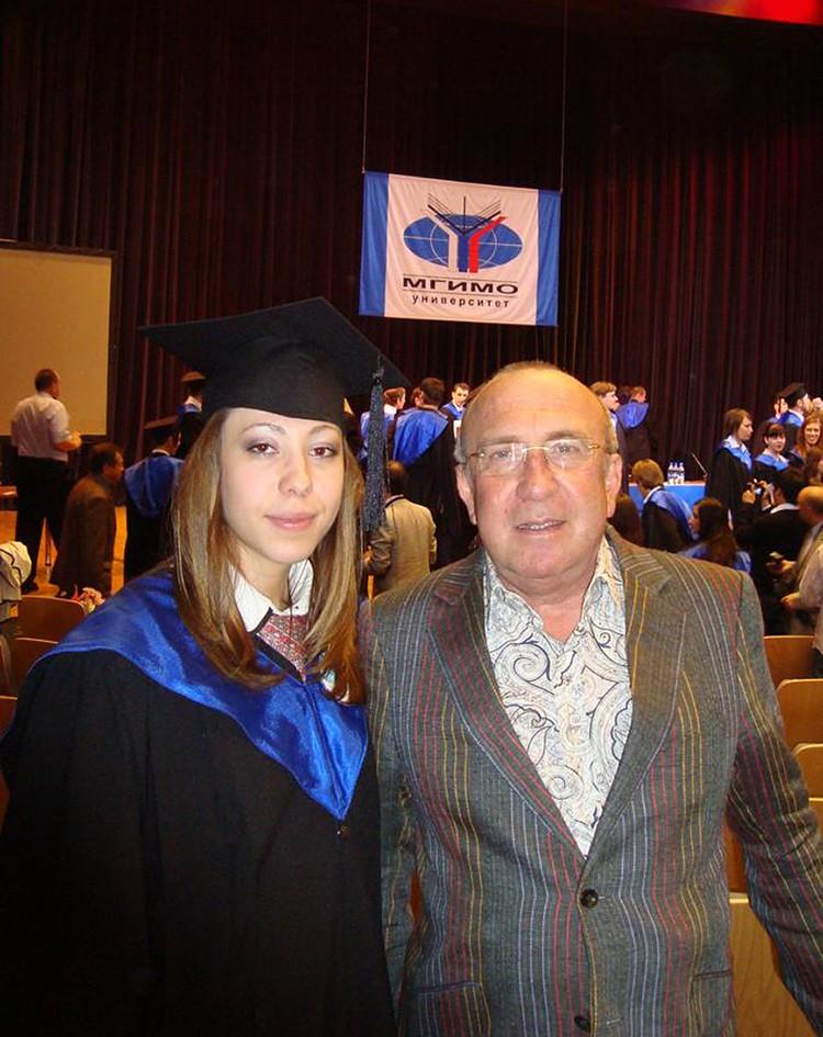 Отец Илоны Виктор Ябс, бизнес-партнер Рауля Арашукова, скончался после ужина с газовым олигархом.
