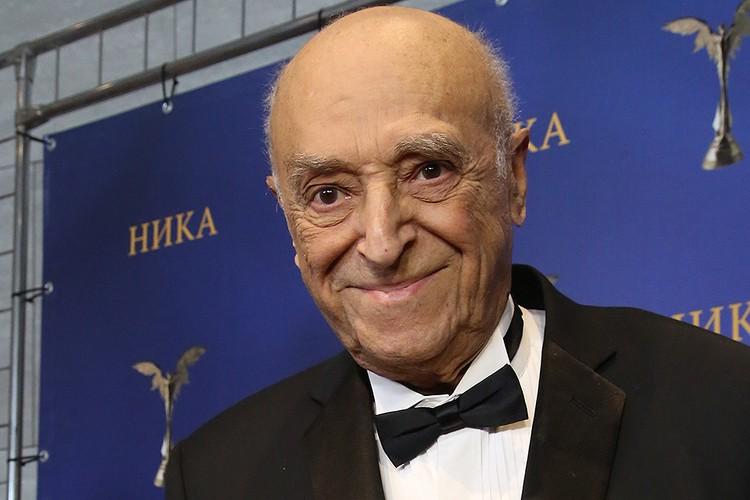 Актер Владимир Этуш скончался 9 марта на 97 году жизни.