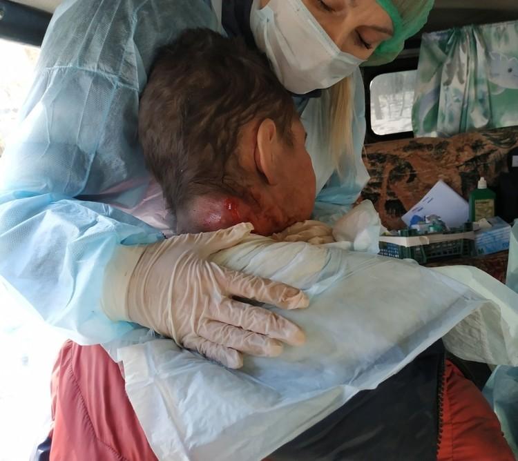 И кто после этого скажет, что врачи сейчас без души? Фото: проект «Другая медицина».
